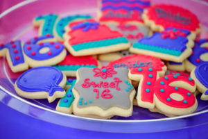 Sweet 16 Decorating Tips